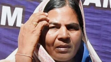 "Photo of Rohit Vemula's mother to launch ""Mothers for nation"" yatra"