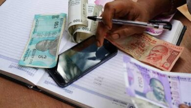 Photo of Indian economy contracts 23.9 per-cent in April-June quarter