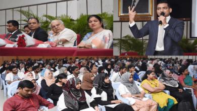 Photo of Advance in Evidence Based Medicine workshop at Sultan-ul-Uloom