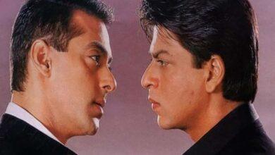 Photo of Salman Khan jokes SRK made a film after his crush Kiran