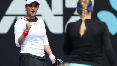 Photo of Sania Mirza scripts dream return, wins Hobart International