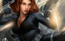 Scarlett's new look in and as 'Black Widow' revealed