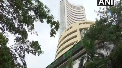 Photo of Sensex rises over 100 pts in early trade; Infosys soars 12 pc
