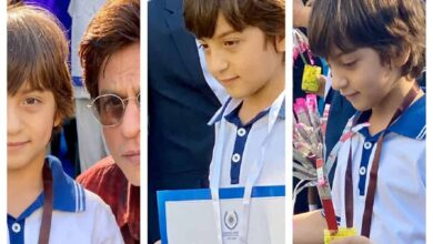 Photo of SRK's 'gold medal' AbRam wins silver, bronze at races