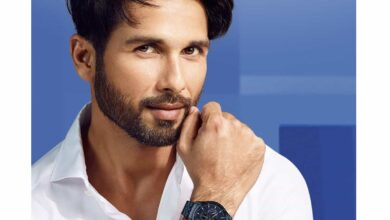Photo of Shahid Kapoor gets injured while shooting for 'Jersey'