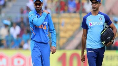 Photo of Injury rules Shikhar out of T20I series against New Zealand