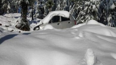 Photo of Shimla records season's lowest temperature