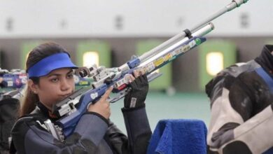 Photo of Apurvi Chandela wins gold in 10m air rifle event at Meyton Cup