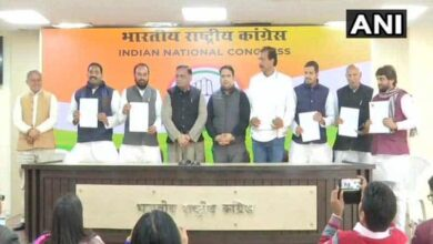 Photo of Six Rajasthan BSP MLAs formally join Congress, meet Sonia