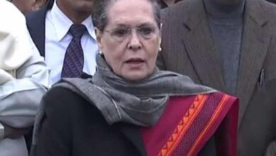 Photo of Sonia Gandhi treated for stomach infection: Doctors