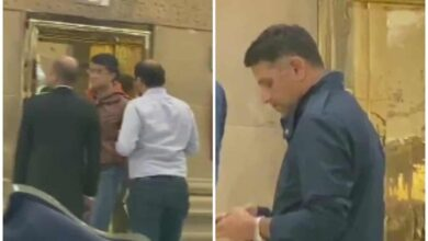 Photo of Ganguly, Dravid attend IPL governing council meet
