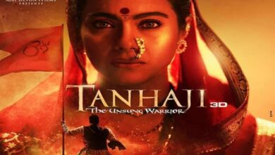Photo of 'Tanhaji' enters Rs 100 crore club in one week