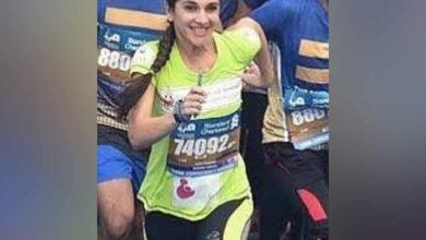 Photo of Tara Sharma shares her Mumbai Marathon experience