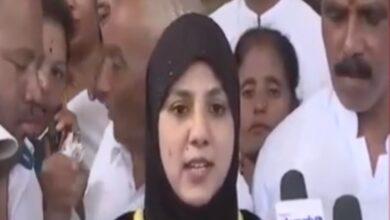 Photo of Tasneem becomes first Muslim woman Mayor of Mysuru