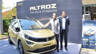 Tata Motors launches premium hatchback segment Altroz