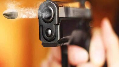 Photo of Man shoots himself in leg inside UP Court