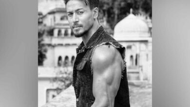 Photo of Tiger Shroff shares picture from sets of 'Baaghi 3'