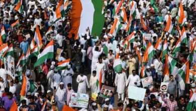 Photo of CAA-NRC-NPR: Hyderabad witnesses massive 'Tiranga Rally'