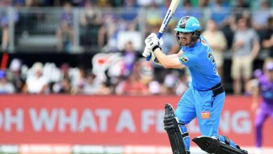 Photo of Adelaide Strikers defeat Hobart Hurricanes by 10 runs in BBL