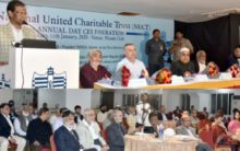 Annual meeting of National United Charitable Trust held on Sat