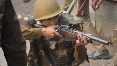 Photo of CAA-NRC: Anas from Bijnor was shot in eye from close range