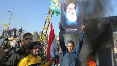 Photo of Iran's Khamenei condemns US 'malice' over Iraq strikes