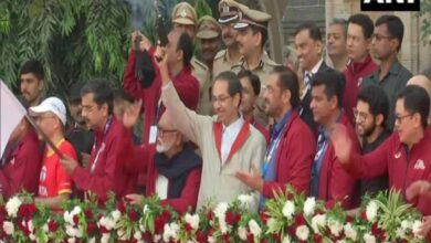 Photo of Chief Minister Thackeray flags off 'Dream Run'