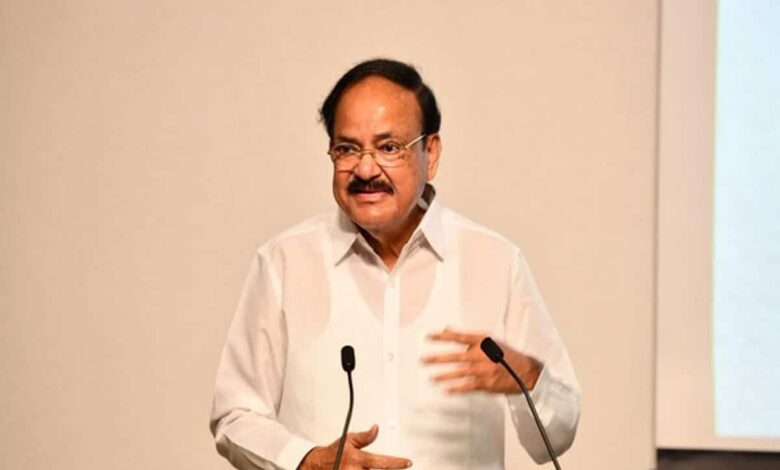 'Vice President Naidu phones up to enquire how I was doing'