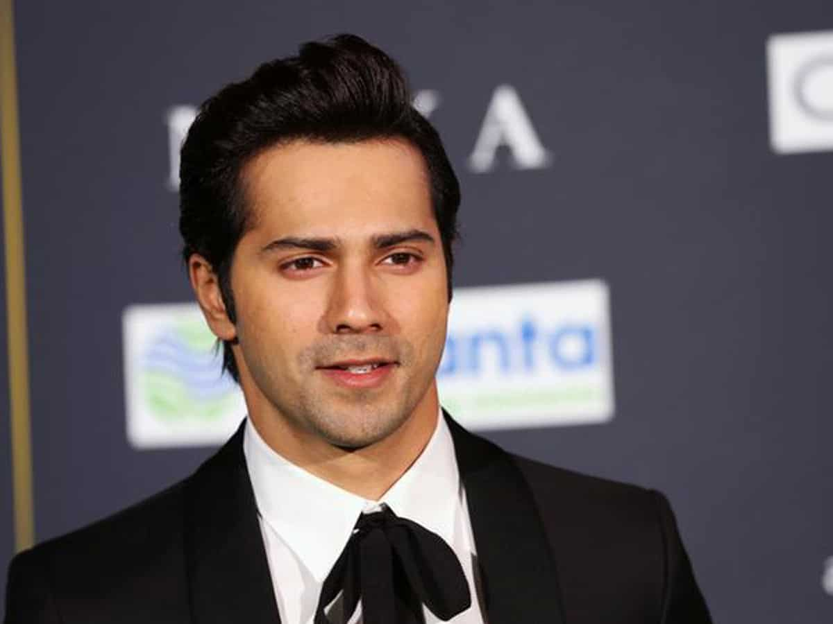 Varun Dhawan to provide free meals to workers and medical staff