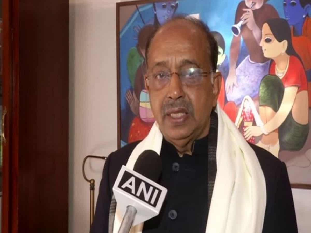 'Left' is spreading violence in JNU, says Vijay Goel