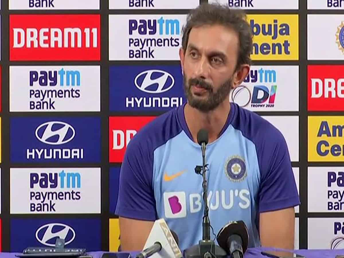 India to field best XI for first game against Australia: Vikram Rathour