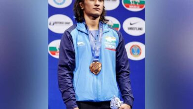 Photo of Vinesh Phogat recovers from COVID-19, tests negative twice