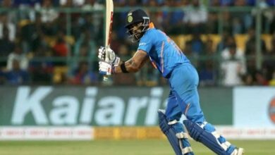 Photo of Kohli's way of chasing down totals inspires Iyer