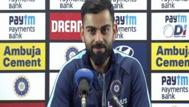 Photo of You cannot get into revenge zone with New Zealand players: Kohli