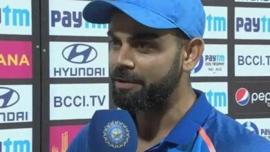 Photo of Life is beautiful, says Kohli after win over New Zealand