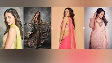 Photo of Bollywood divas startle fans with their wedding season looks