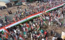 Tiranga Rally: Live from Shastripuram