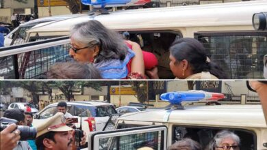 Photo of CAA-NRC: Social activists detained in Hyderabad