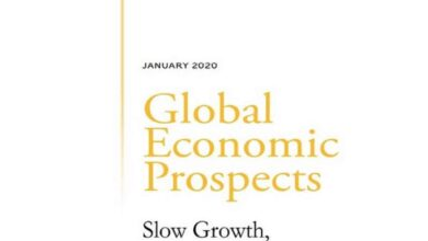 Photo of World Bank projects modest pickup of 2.5 pc in global growth