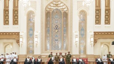 Photo of Dignitaries in Oman to pay respects after sultan's death