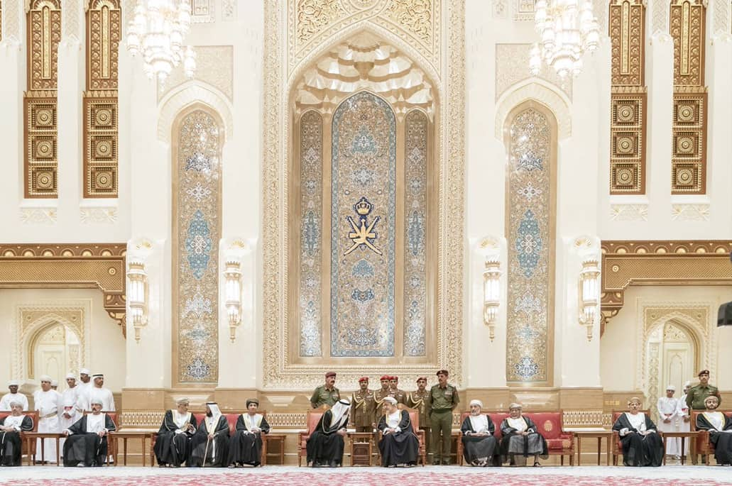 Dignitaries in Oman to pay respects to Sultan Qaboos