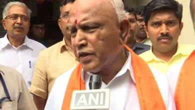 Photo of Yediyurappa to work from home as staffers test positive