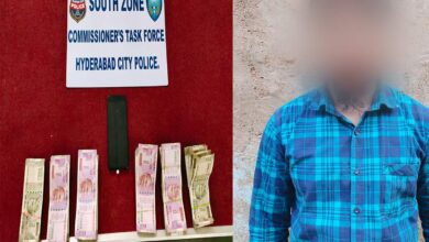 Photo of Cricket betting racket busted in Hyderabad, bookie arrested
