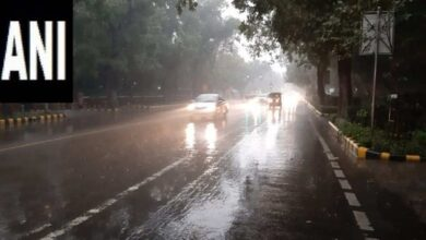 Photo of Delhi's air quality improves as rain lashes national capital