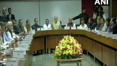 Photo of All-party meeting held in Parliament ahead of Budget Session