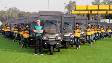 Photo of Amazon India to ply 10,000 electric delivery vehicles by 2025