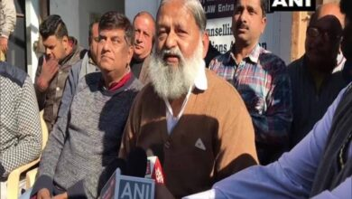 Photo of Medical colleges to be opened in Haryana: Anil Vij