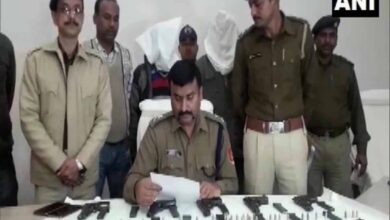 Photo of Two held with illegal arms in WB's Murshidabad