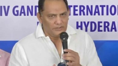 Photo of Azharuddin booked for allegedly cheating travel agent