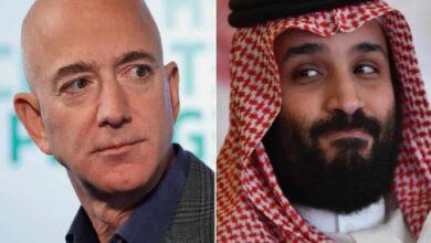 Photo of Jeff Bezos' phone hacked; Saudi Arabia calls claim 'absurd'